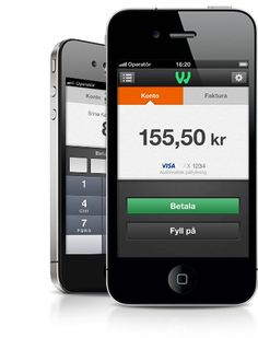 WyWallet, trials for NFC in Sweden this summer