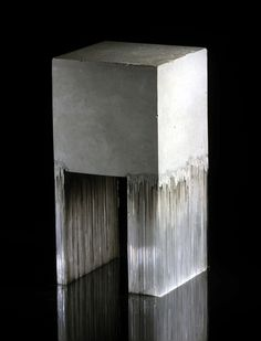 SORN/Design: Concrete And Glass Objects By Designer Harry Morgan | sornmag.com