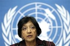 ISRAEL – U.N. rights inquiry says Israel must remove settlers