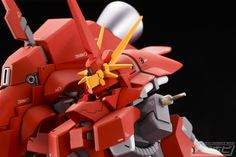 GUNDAM GUY: Dengeki Hobby: 1/144 Arz-125 Rehaiz [A.O.Z. Reboot] - Custom Build