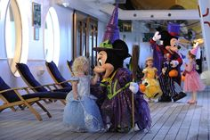 "Disney Cruise Line Offers ""Halloween on the High Seas!"""