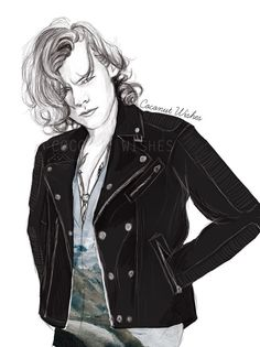 Harry drawing
