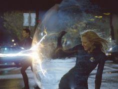 Sue Storm - AKA Invisible Woman - AKA Jessica Alba, (Fantastic Four / 2005 &2007) {Susan Storm Richards}