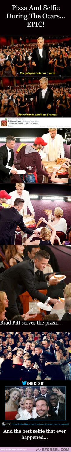 The Oscars 2014 Is The Best One Yet…