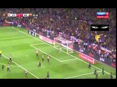 All Goals Athletic Bilbao vs FC Barcelona 1-3|  30/5/2015 اهداف مباراة ب...