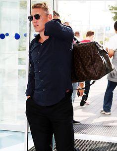 Bastian Schweinsteiger - August 6, 2014