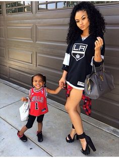 See what India Westbrooks found on We Heart It, your everyday app to get lost in what you love. Mother Daughter Outfits, Mommy And Me Outfits, Future Daughter, Cute Outfits, Future Baby, Cute Family, Family Goals, Family Pics, Mom And Baby