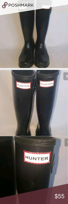 Youth Hunter Rain Boots Size Girls 5 and Boys 4. Youth Hunter Rain Boots Size Girls 5 and Boys 4. These are in excellent condition. Wore twice. Hunter Boots Shoes Rain & Snow Boots