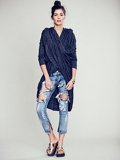 Afternoon Wrap Jacket