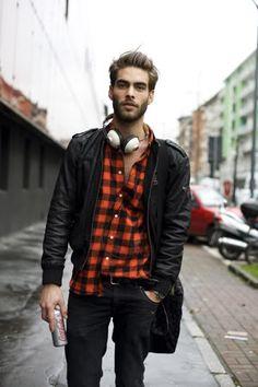 #beautiful #men #hair #fashion