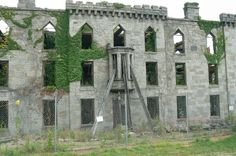 The Renwick Ruins an Abandoned Small Pox Hospital in New York – Abandoned Playgrounds
