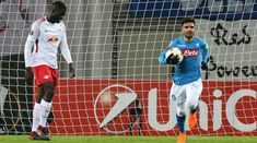 Lorenzo Insigne claims RB Leipzig assistant was blowing kisses at him during Napoli's Europa League exit: * Lorenzo Insigne claims RB…