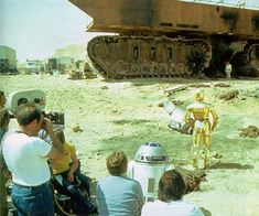 The Making of STAR WARS (1977) | album 2 of 4 - Album on Imgur