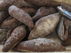 rye bread rolls #Finland