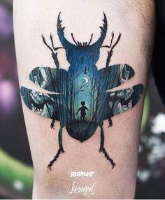 Artist: @lukovnikovtattoo  Support the amazing art   For submissions use: #thinkbeforeuink  #linkforink #tattoo #tattoos #tattooed #tattooartist #tattedart #tattooedgirls #tattoodesign #colortattoo #colortattoos #watercolor #watercolortatt #watercolortattoo #ink #inked #inkedup #inkedgirl #blackarts #blackartist #blackworkers #blacktattoomag #tattoosnob #tatuaje #tattooclub  #tattooflash #app #tattooidea