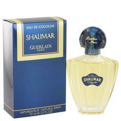 Shalimar Eau De Cologne Spray By Guerlain