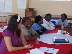 TeachAIDS meets with the Botswana Ministry of Education