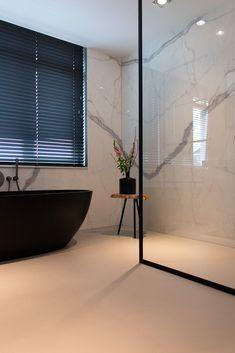 Dream Bathrooms, Beautiful Bathrooms, Modern Bathroom Design, Bathroom Interior Design, Earthy Home Decor, Bathroom Styling, Bathroom Inspiration, New Homes, Bathroom Organization
