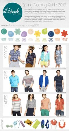 What to Wear Spring