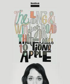 Fiona Apple - cover