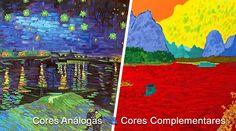 Cores Complementares e Cores Análogas – Saiba como Fazer Combinações Perfeitas