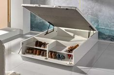 Insanely Clever Furniture Including Storage Solutions to Organize Every Room - Decor Units