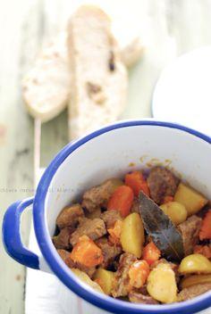beef stew -spezzatino di manzo-