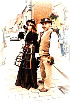 Tilly & Tinker Tatterdemalion... The Asylum , Lincoln 2014