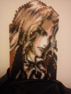 Alucard Beadsprite - Castlevania Symphony of the Night by  RedCometBeads