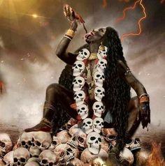 Kali Mata, Shiva Hindu, Mahakal Shiva, Hindu Deities, Indian Goddess Kali, Durga Goddess, Mother Kali, Mother Goddess, Kali Picture