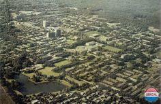 Luchtfoto Emmen (jaartal: 1970 tot 1980) - Foto's SERC