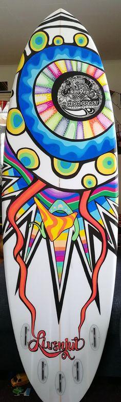 Surfboard ink pen. 2018 http://ift.tt/2HgAqAL