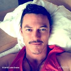 Welcome to luke-evans.tumblr.com! OMG <3