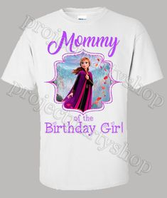 Frozen 2 Mommy Shirt | Frozen 2 Birthday Party Ideas | Twistin Twirlin Tutus  #frozen2 #frozen2birthday #twistintwirlintutus  www.TwistinTwirlinTutus.com