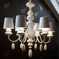 How to do MODERN GOTHIC #iinteriors #lighting #trend #chandeliers