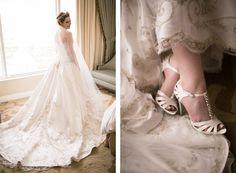 Eve of Milady | Wedding Dress | Wedding Gown via www.thecoordinatedbrideblog.com