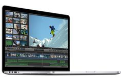 MacBook Pro - with flash drive