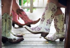 Boots, Boots & More Boots! | Country Outfitter - i want the white ones!