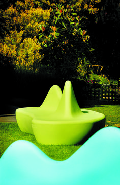 BD Love Bench By Ross Lovegrove Amazing Pictures