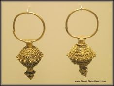Ancient Colchis Jewelry in National Museum of Georgia, Tbilisi 14