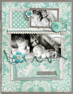 Beautiful baby page!