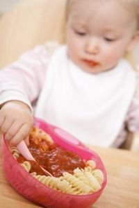 Cheap & Healthy Meal Ideas for 1-Year-Old Babies | eHow.com