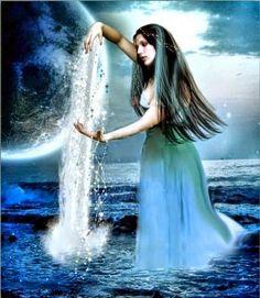 Goddess of the Day   The Gypsy Priestess: Aryong Jong