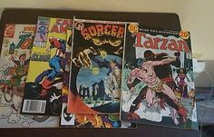 Assortment of Comics: Top Cat,Doctor Strange,Sorcery and more. 5 Total