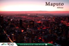 Maputo, Mozambique  |  #Maputo, known as #Lourenço #Marques before independence, is the capital and #largest #city of #Mozambique.  |  Source : https://en.wikipedia.org/wiki/Maputo |  Book your #CheapFlight tickets with #Travel #Specialists ✈ : http://www.airafrica.co.uk/destinations/mozambique  |  #AirAfrica #Destination #AfricanTravel #AfricanTravelSpecialists #CheapFlights #FlightstoAfrica #FlightstoMozambique #AfricanTravelExperts