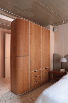 Lozi - Bespoke Plywood Furniture - Hand Made in Hackney, East London Plywood Furniture, Design Furniture, Furniture Plans, Home Furniture, Plywood Interior, Furniture Sets, Modern Wood Furniture, Plywood Floors, Bespoke Furniture