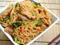 (Un)healthy Food part 2: Noodles