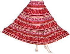 falda plato india