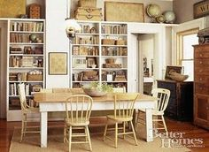multifunction room dining room and library | dining rooms
