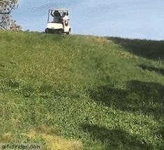 Golf Cart Off Roading | Gif Finder – Find and Share funny animated gifs